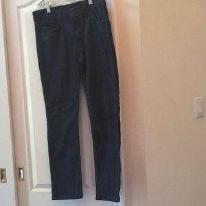 Levi men's dark jeans! Sz 36/30